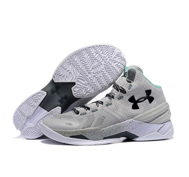 Under Armour Stephen Curry 2 Shoes Grey