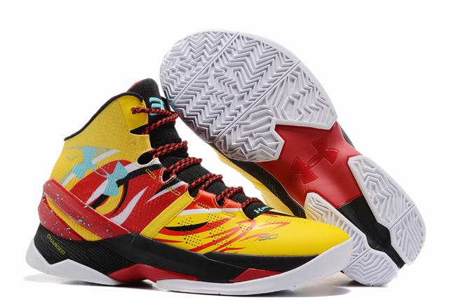 Curry 2 Shoes High Wu Kong