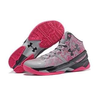 Under Armour Stephen Curry 2 Shoes pink