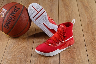 Curry 3 Shoes Chinese Red