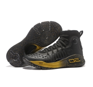 UA Stephen Curry 4 black