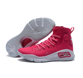 UA Curry 4 Pink