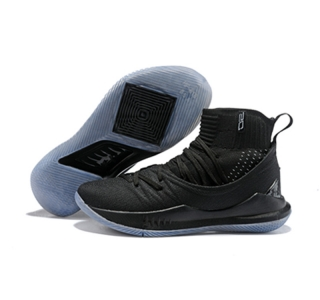 Curry 5 Shoes High Black