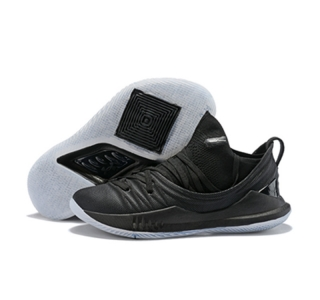 Curry 5 Shoes Low Black