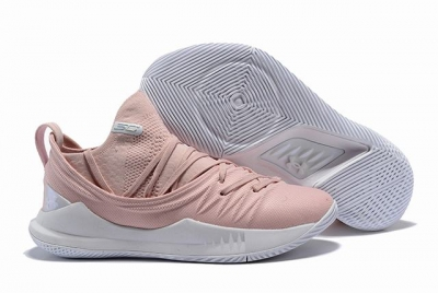Curry 5 Shoes Pink