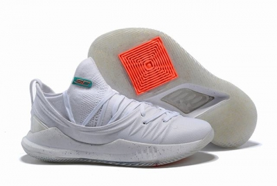 Curry 5 Shoes White