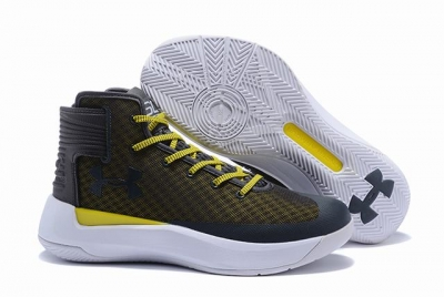 Curry 3.5 Shoes Electricity Grey